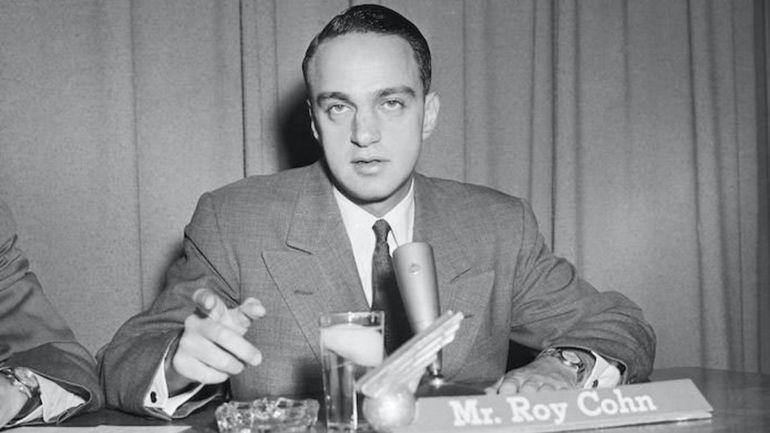Bully. Coward. Victim. The Story of Roy Cohn (2)