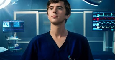 The good doctor Series medicas