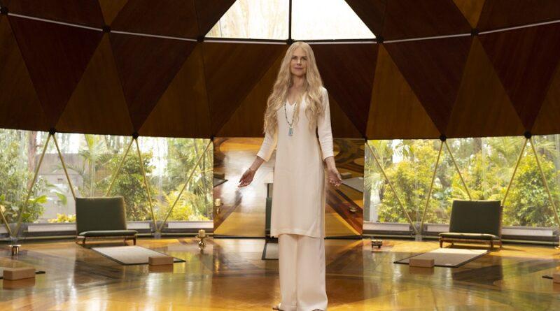 Nicole Kidman Masha